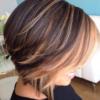 Мелирование на короткие волосы: стильный вариант окрашивания для создания яркого образа